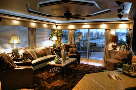 house boat interiors houseboats salon photos for stardust houseboats houseboat interiors custom salon