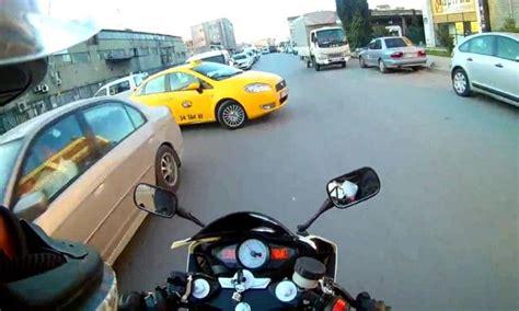 yasanabilecek bir motosiklet kazasi nasil suermeli