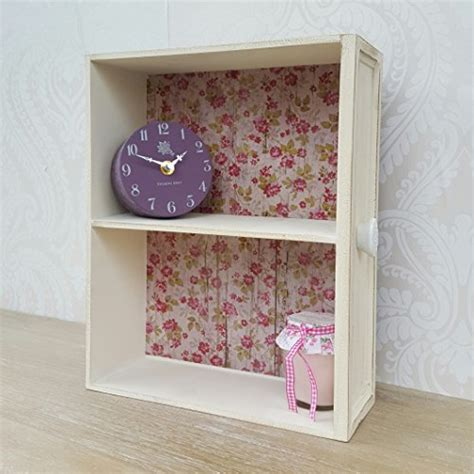 small shabby chic wall cabinet small wooden wall display cabinet shelf unit shabby