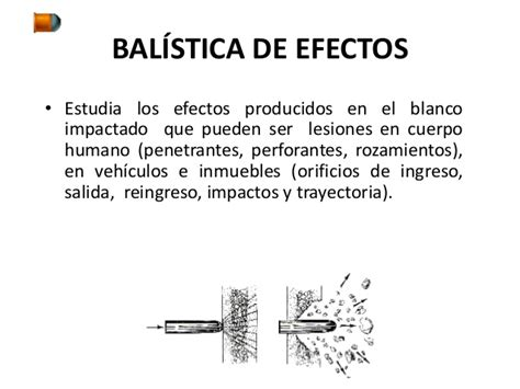 balistica interna balistica forense