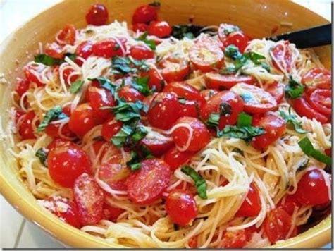 summer dinner menu ina garten pasta salad barefoot contessa