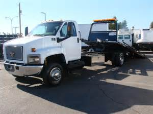 chevrolet c6500 2007 chevrolet c6500 rollback tow truck