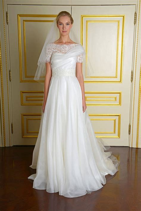 Fall 2015 Wedding Dresses   Best Fall Wedding Gowns At