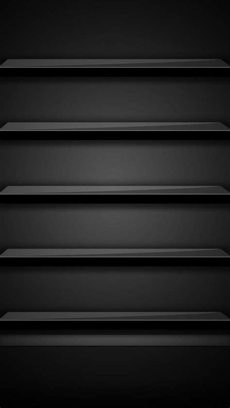 Shelf Wallpaper Iphone 5 by Gray Three Shelf Iphone 5 Wallpapers Top Iphone 5