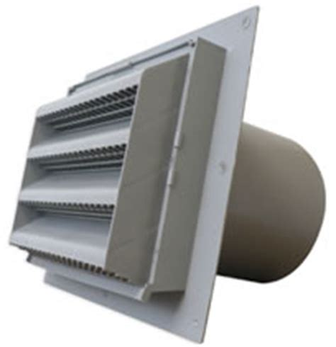 Kitchen Exhaust Vent Wall Cap by Hvacquick Primex Wcl Series Low Profile Intake And