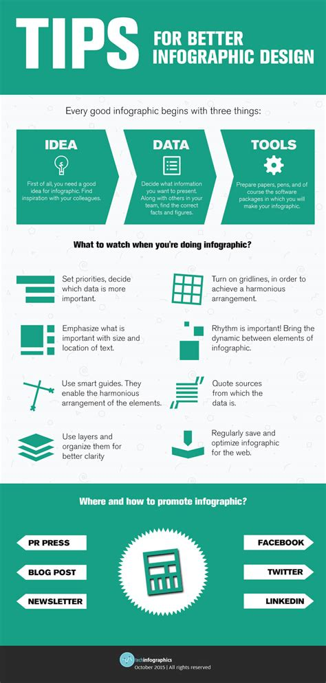 infographics how to print better tips for better infographic design