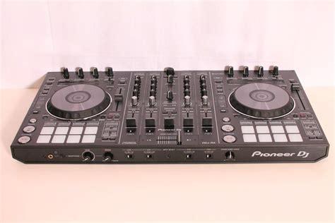 Pioneer Ddj Rx 4 Channel Rekordbox Dj Controller pioneer ddj rx 4 channel rekordbox dj controller rent from 44 month musicorp australia