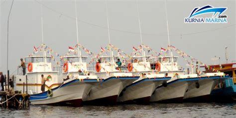 Gandar Pancing fishing boat fiber boat factory