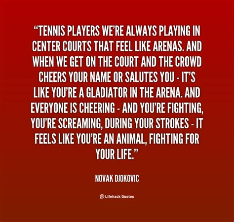 quotes about tennis tennis player quotes quotesgram