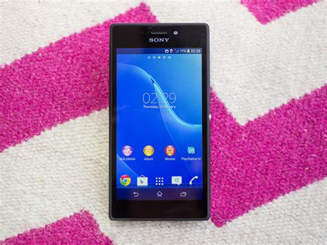 Barcelona Sony Xperia M2 check out the affordable sony xperia m2 photos cnet