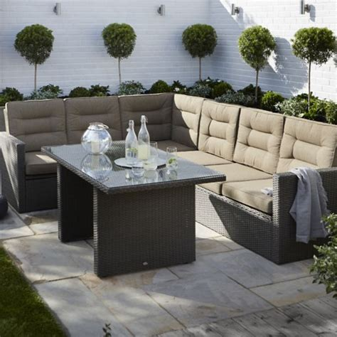 B Q Bistro Table And Chairs Garden Furniture Garden Equipment