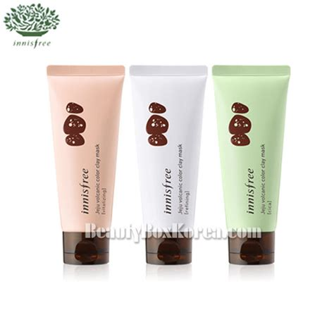 Harga Innisfree Jeju Volcanic Color Clay Mask 70ml box korea innisfree jeju volcanic color clay mask