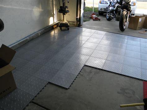 vinyl garage floor covering