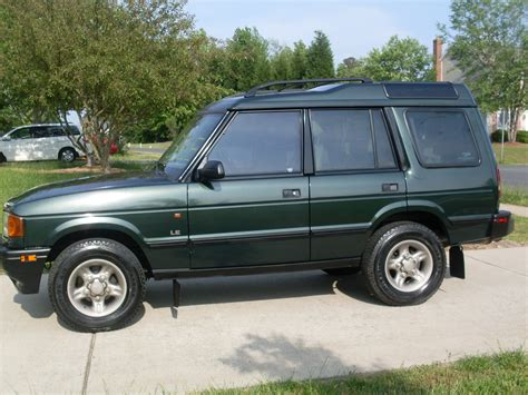 land rover 1998 candiman 93se 1998 land rover discovery s photo gallery at