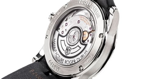 roger dubuis excalibur automatic world review