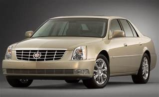 Cadillac 2009 Dts Car And Driver