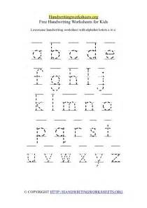 lowercase tag handwriting worksheets org