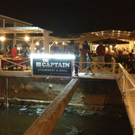 steamboat klang the captain steamboat grill pekan meru klang