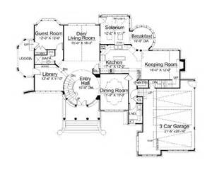 Tudor Revival House Plans floor plan of european greek revival tudor victorian house plan 98281