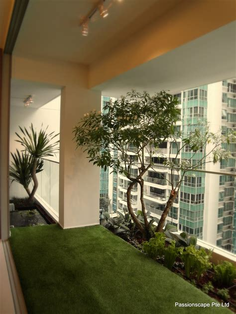 balcony design singapore landscape design balcony in style 1