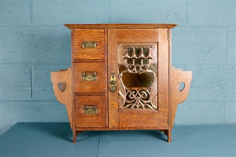 arts and crafts cabinet arts and crafts oak cabinet by shapland and petter