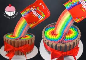 Skittles Decorations Cupcake Tutorials My Cupcake Addiction Blog