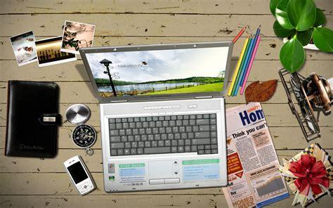 wallpaper of computer table writer wallpaper 130882