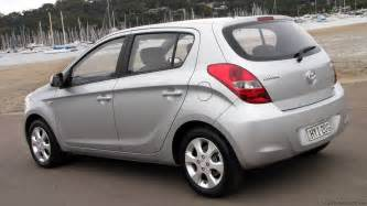 2011 Hyundai I20 2011 Hyundai I20 Price Cut As Accent Comes In Getz Goes