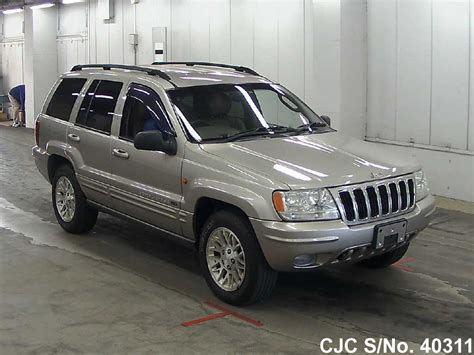 gold jeep grand cherokee 2002 jeep grand cherokee gold for sale stock no 40311