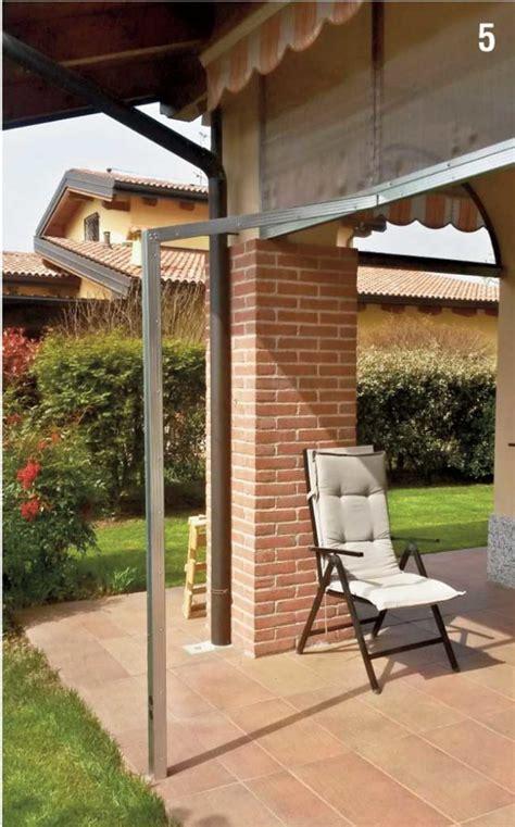 come costruire una veranda in legno fai da te veranda fai da te antizanzare come costruirla