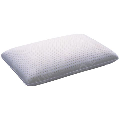 Flat Pillow by Pillow White Stretch Cover