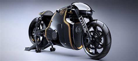 lotusun ilk motorsiklet modeli sonunda ortaya cikti