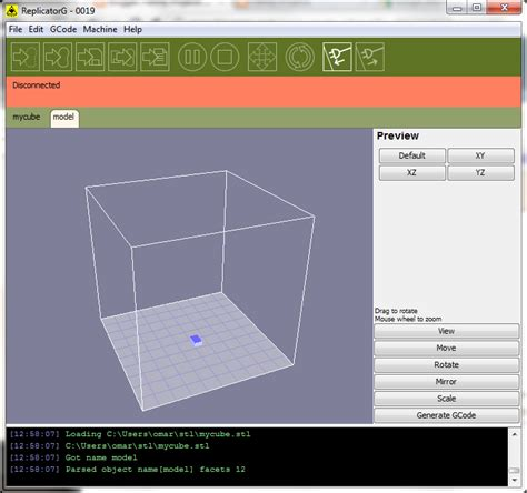 layout sketchup rotate family projects makerbot sketchup to replicatorg workflow