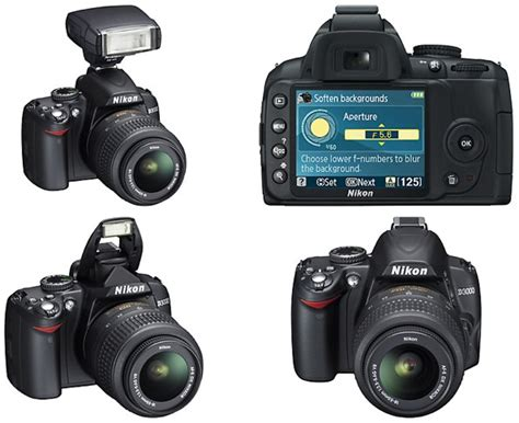 nikon d3000 price nikon d3000 price and availability