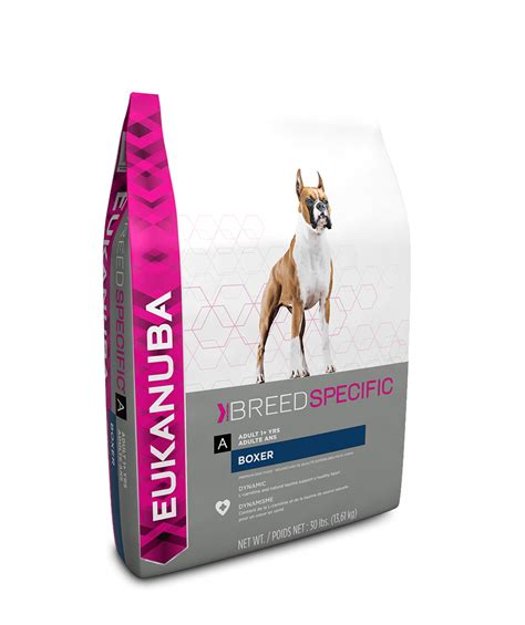 boxer food eukanuba boxer nutrition food