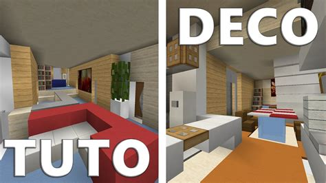 Decoration Maison Minecraft Interieur by Minecraft Int 233 Rieur Maison Ventana