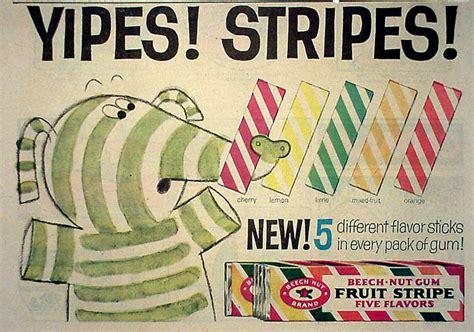 fruit stripe gum fruit stripe