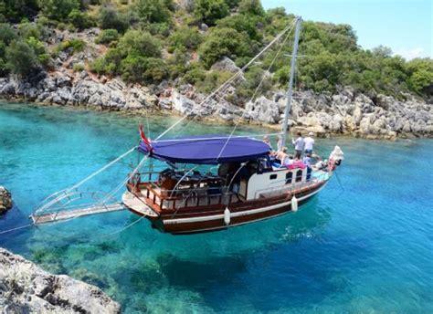 boat trip turkey fethiye boat trips
