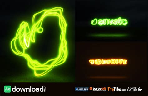 flower logo videohive free download free after light painting logo videohive project free download