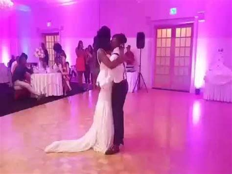 Lesbian Wedding 2015! First Dance   YouTube