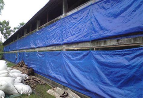 Terpal Plastik A2 2 X 3 terpal layar pertanian untuk kolam bangunan korea ukr 6x8m a5 sumber plastik