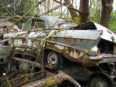 local boat junk yard automobiles filling up junk yards and landfills