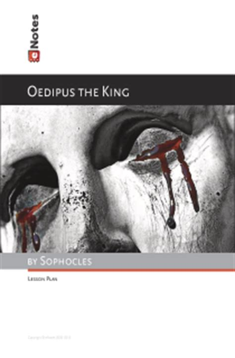 printable version of oedipus the king oedipus rex lesson plan lesson plan enotes com