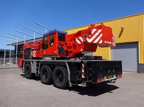 mobile crane for sale faun rtf 40 3