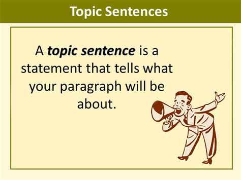 how to make a topic sentence for a research paper how to write a topic sentence for a research paper 28