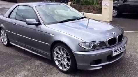 Bmw Serie 1 Cabrio Hardtop by Bmw 318 Ci M Sport Convertible With Low Mileage And