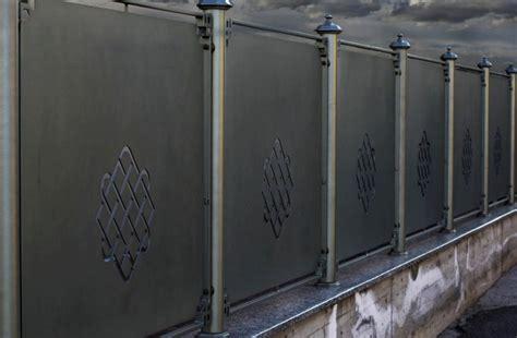 ringhiere per giardini recinzioni di sicurezza a roma su misura 10 magifer