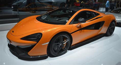 mclaren 570s priced from 184 900 in the us cheaper 540c