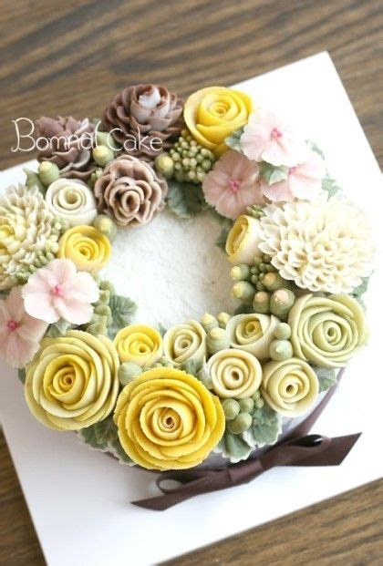 Cincin Korea Flower 1000 images about cupcakes flowers on wedding cupcakes buttercream flowers and