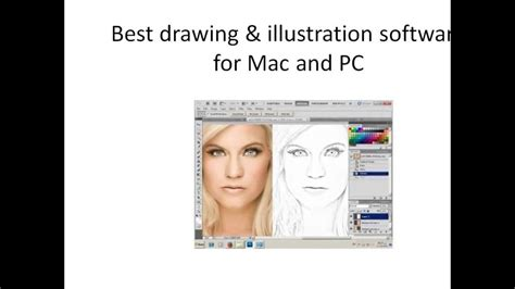 best program for drawing best drawing software of 2016